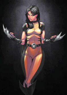 X-23 - Laura