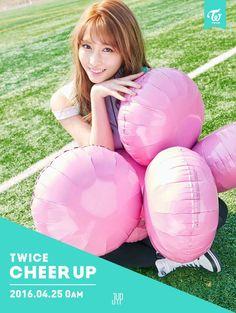 트와이스 TWICE | 모모 MOMO | PAGE TWO | 20160425 #jype #kpop #kdesign #teaser #cheerup
