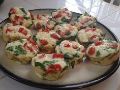 "| Pretty Little Things: busy girl breakfast: healthy greek egg white ""mcmuffins"""