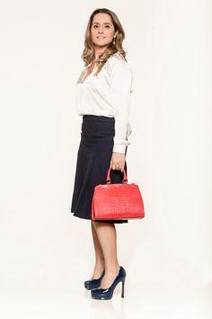 #modanotrabalho#fashionatwork#college para trabalhar#