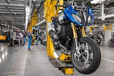 2016 BMW R1200RS Enters Production | BMW Motorcycle Magazine