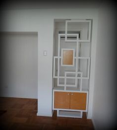 1000 images about separador de ambientes y librero on - Mueble separador de ambiente ...
