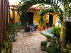 Merida Vacation Rental - VRBO 377297 - 1 BR Yucatan House in Mexico, Cozy Charming Casita with Pool; Centro Historico