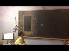 Chalkboard Drawing: Acoustics  grade 6th