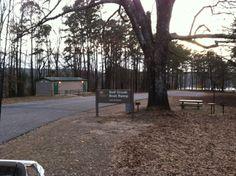 Self Creek Facilities. Open to the public.