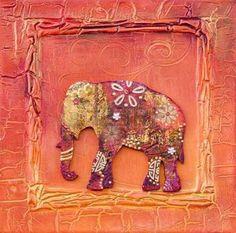 bollywood%3A+collage+kunstwerk+met+olifant%2C+artwork+wordt+gemaakt+en+geschilderd+door+mijzelf