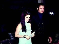 1968 5 01 Elvis and Priscilla held a party at their new rental house on Camino del Norte in Palm Springs