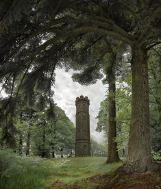 Keiths Tower Scotland