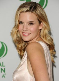 Maggie Grace attends Global Green USA's 11th Annual Pre-Oscar party at Avalon on february 26, 2014 in Hollywood, California. - Zimbio