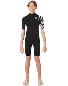 BLACK PRINT BOARDSPORTS SURF BILLABONG BOYS - 8781420BLKPR N Girls 258768e4d