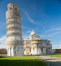One of the most unbelievable places I've been too...Pisa!