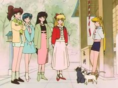 """24 Times The Fashion In """"Sailor Moon"""" Was On Point"""