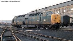 28/02/1982 - BREL Doncaster Works. | by 53A Models