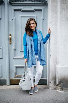 jumper MUSO KORONI / scarf FOLKDAYS / bag DENISE ROOBOL / jeans JBRAND / shoes NATURAL ECO WORLD VIA GRUENE ERDE/ glasses XRAYEYEWEAR ZURICH PHOTOS BY MAXIMILIAN SALZER BRAND INFO: MUSO KORONI online shop for vegan and sustainable fashion (there's also a store in Vienna) / FOLKDAYS scarf fair artisan production from Bangladesh, 100% vegan Read More