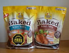 New Foster Farms Baked Never Fried Chicken