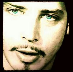 Chris Cornell by Ana. Credit goes to the photographer.