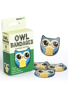 I must have these for all of the Littles boo boos.