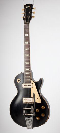Carl Perkins' '55 Gibson Les Paul