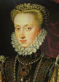 La tercera esposa de Felipe II, Isabel de Valois, hija de Enrique II de Francia y Catalina de Médicis, contaba trece años cuan...