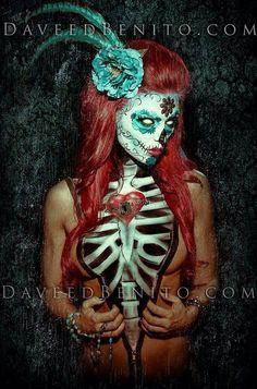 fantazy art sugar skull full body - חיפוש ב-Google