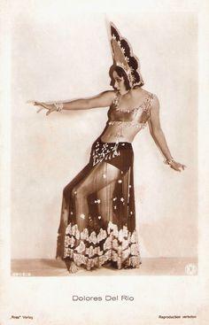 Dolores del Rio en los años 20