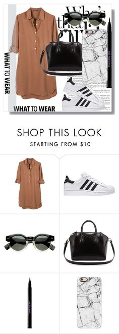 """Casetify!"" by dianagrigoryan ❤ liked on Polyvore featuring United by Blue, Givenchy, Urban Decay and Casetify"