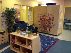 Friends and family/ quiet area Conscious Discipline Inspired