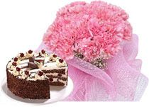 Chocolaty Pink Delight