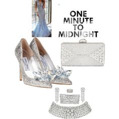 Cinderella in Paris by lexy13430 on Polyvore featuring polyvore, fashion, style and Judith Leiber
