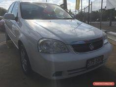 2006 Holden Viva JF Equipe White Automatic 4sp A Sedan #holden #viva #forsale #australia