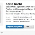 Shweiki Media Printing Company teams up with LinkedIn specialist Kevin Knebl to present a must-watch webinar on how to effectively use LinkedIn status updates and how they can be used to create new business opportunities. #Shweikimedia#linkedin#KevinKnebl#StatusUpdates#BusinessOpportunities