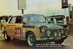 1970 London to Mexico - G. Perkins/J. Sport Cars, Race Cars, Motor Sport, Peugeot 404, Course Automobile, Rally Car, Courses, Fiat, World Cup