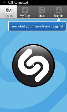 shazam - finally find out what that song is called!