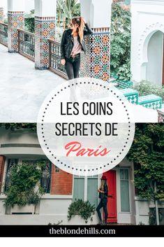 Découvrez les coins secrets de Paris #paris #visiter #voyage #coinssecrets