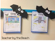 Bat Week: Reading, Writing, and Poetry - freebies included!