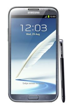 Two Days With The Galaxy Note II (Part 1) ~ Avery K. Tingle's Road Home