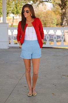A very simple sreet style for girls