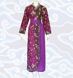 Model Gaun Pesta Brokat Modern Muslimah Fashion
