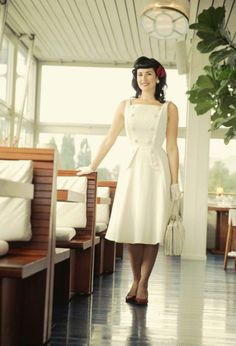 Brand of the Day: at Pinup-Fashion: PRETTIE LANES ╰▶ http://pinup-fashion.de/?p=11775