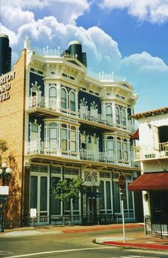 1000 images about haunted hotels on pinterest most for Haunted hotel in san diego