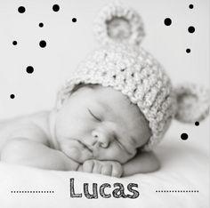 Geboortekaartje inspiratie   Maak zelf dit kaartje met de foto van jouw kindje op hierbenik.nl Newborn Shoot, Baby Pictures, Twins, Photos, Pregnancy Belly, Crochet Hats, Children, Presents, Birth