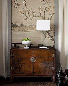 Café Design | Chinoiserie Style