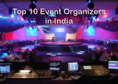 Top 10 Event Organizers in India