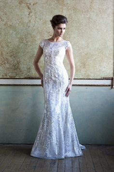 Enaura Bridal Couture Wedding Dresses - Spring 2014 Bridal Collection