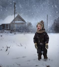 ♥ ⋱‿ ❤AnE LeeLA** snowfall by Elena Shumilova on 500px