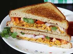 35 Sandwich recipes that are super simple, quick, delicious & mostly healthy for a breakfast, dinner or a meal. Veg Pulao Recipe, Idli Recipe, Shorba Recipe, Tahini Recipe, Rasam Recipe, Samosa Recipe, Ragi Recipes, Paneer Recipes