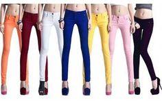 Mais #calçasfemininas http://modaebeleza.org/onde-comprar-roupas-baratas/