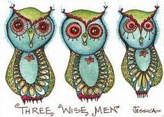 Kuvahaun tulos haulle owl art