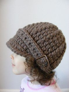 75a4b76784eee 32 Colors Toddler Hat Chunky Crochet Knit Visor Beanie for Babies Toddlers  Girls Boys Women Back To School Fall Autumn Winter Fashion Taupe