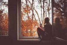 Wenn man sich einfach mal im Herbst auf die Fensterbank setzt die tolle aussicht geniesst und ueber nichts wichtiges nachdenken muss ... traum